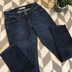 Levi 529 Skinny Curvy Jeans